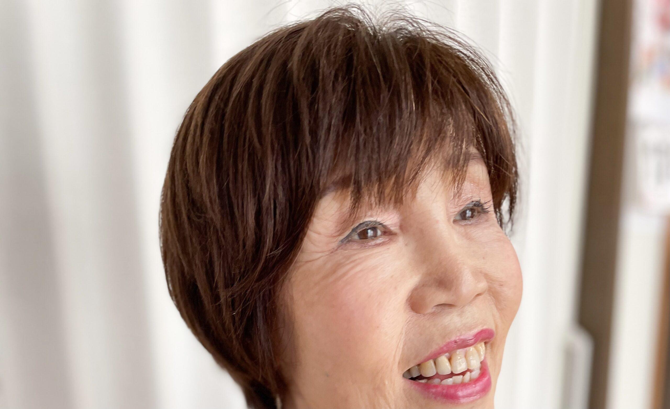 埼玉県伊奈町にお住まいのお宅へウィッグを作製しに伺いました🌹